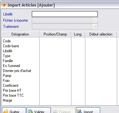 Les ordres de fabrication dans ApiSoft Gestion Commerciale Huit