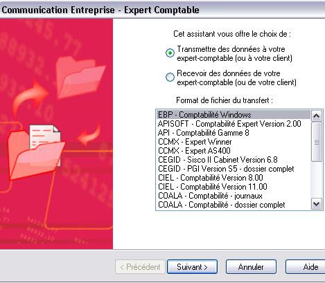 Communication Entreprise - Expert comptable