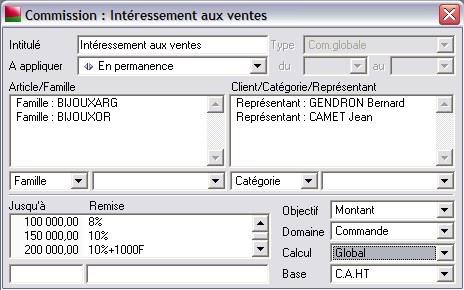 une fiche de commission de sage gestion commerciale 30 v12