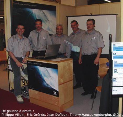 wavesoft: l'équipe