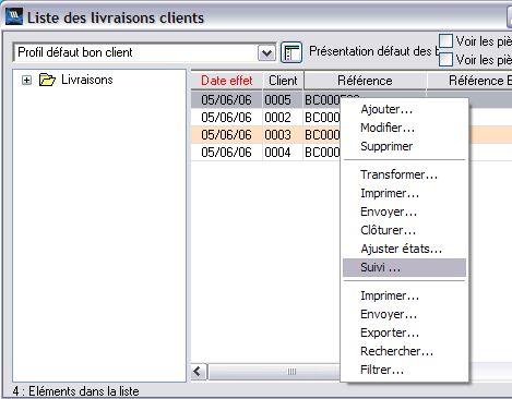 wavesoft gestion commerciale: fiche d'un commercial